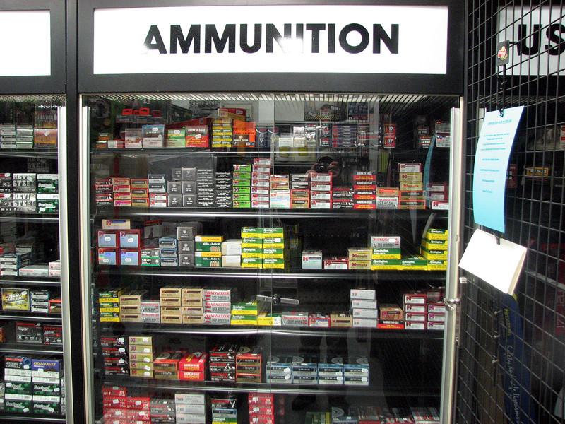 <b>Ammunition</b>